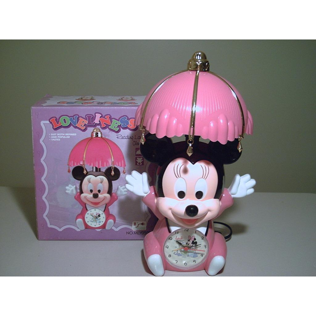 minnie mouse lamp faine 39 s dealmart. Black Bedroom Furniture Sets. Home Design Ideas