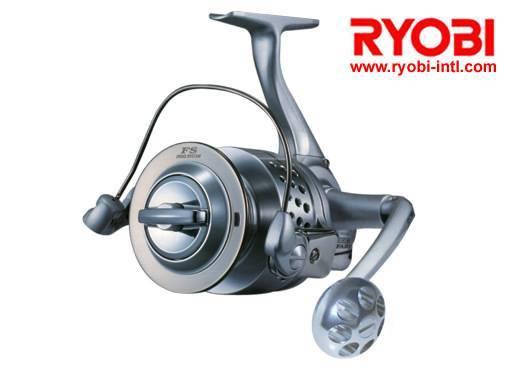 Safari ryobi fishing spinning reels weihai ryobi for Ryobi fishing reel