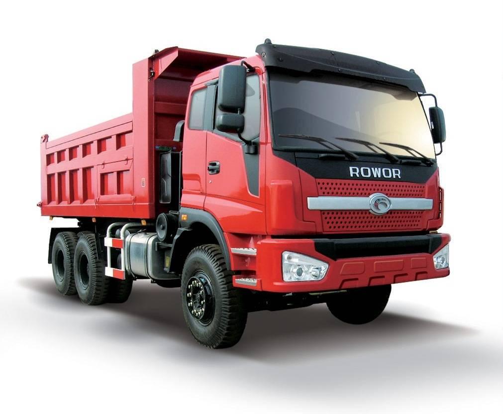 Foton 6x4 Dump Truck Zhucheng Motors Plant Beiqi Foton