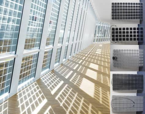 Solar Bipv Bipv Transparent Solar Panel Energor