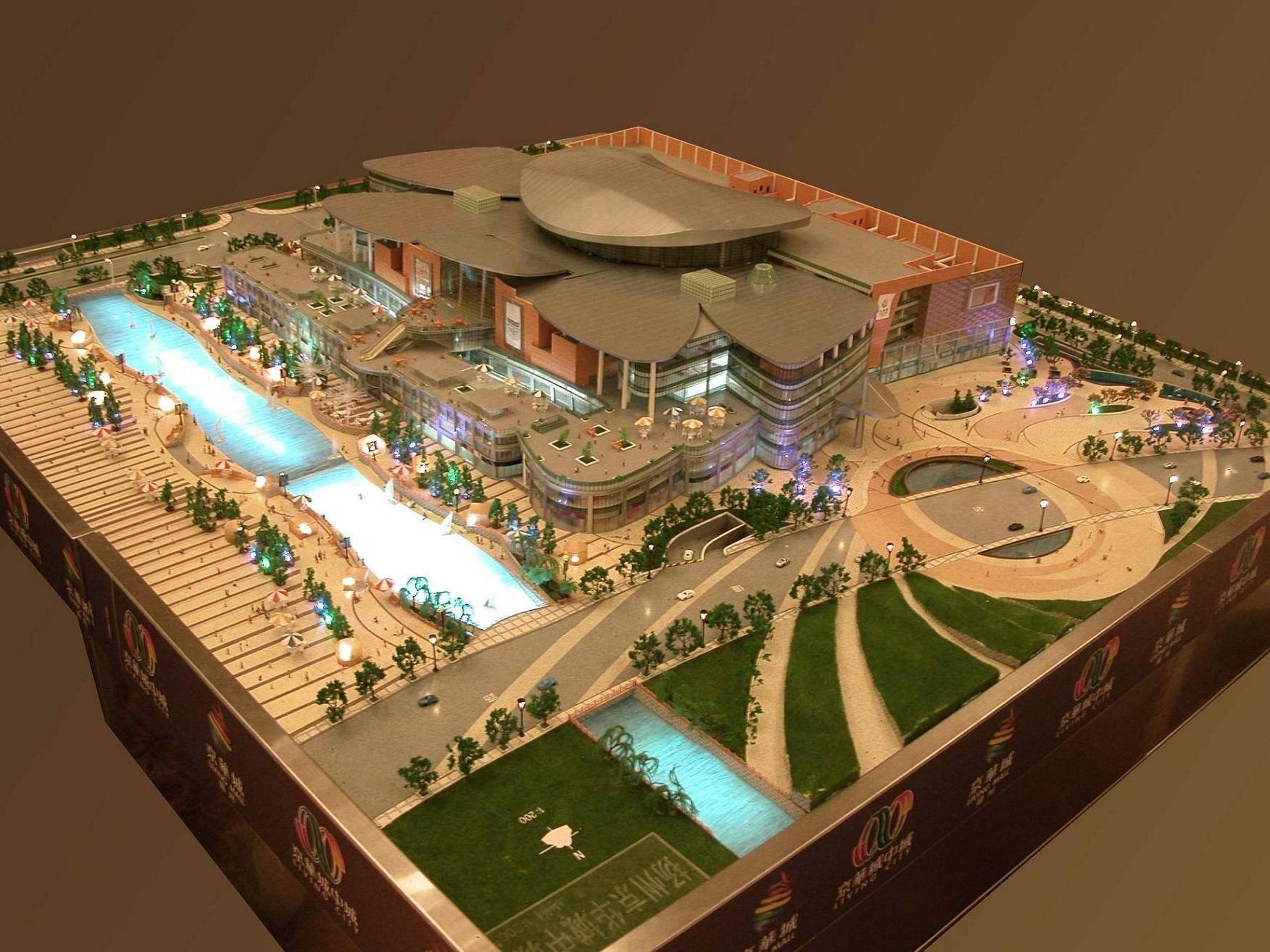 Architectural Scale Model Builder Juwei Scale Model Shanghai Co Ltd