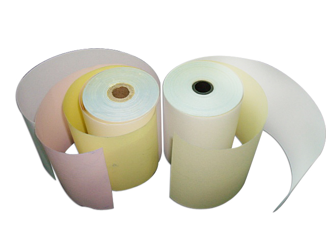 Ncr Carbonless Paper Carbonless Paper Roll,2 Ply