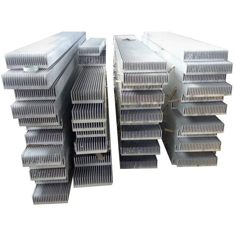 Tianjin Tractor Parts : Copper or aluminium heat sink extrusion profiles tianjin
