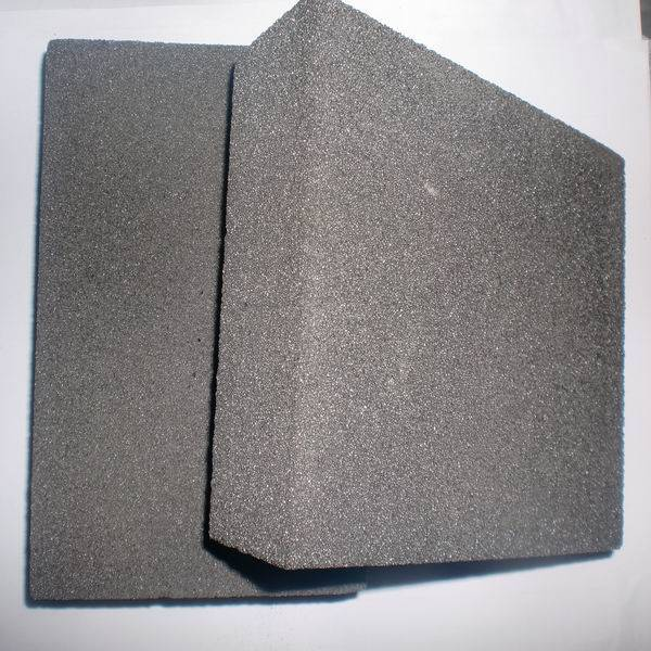 Sound Absorbing Insulation : Heat insulating sound absorbing foam glass sophie ma
