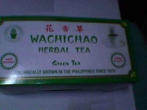 Wachichao Herbal Tea Green Tea Beware Of Fake Gemini