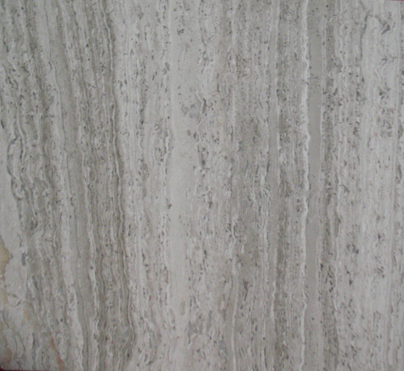 Good color for bathroom - Serpegiante Grey Travertine Gray Travertine Chinese