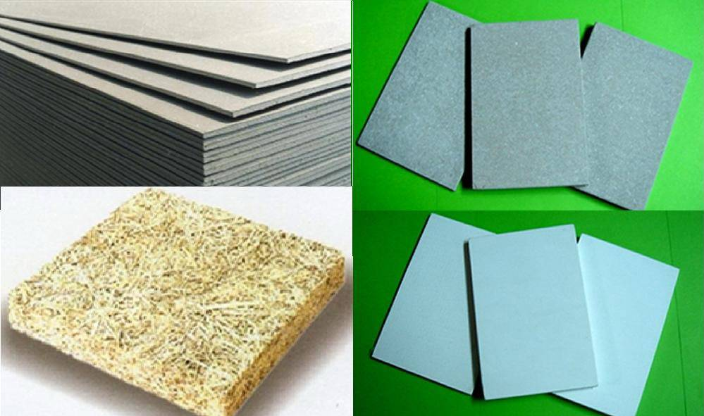 Yellow Gypsum Board : Green building material gypsum board calcium silicate