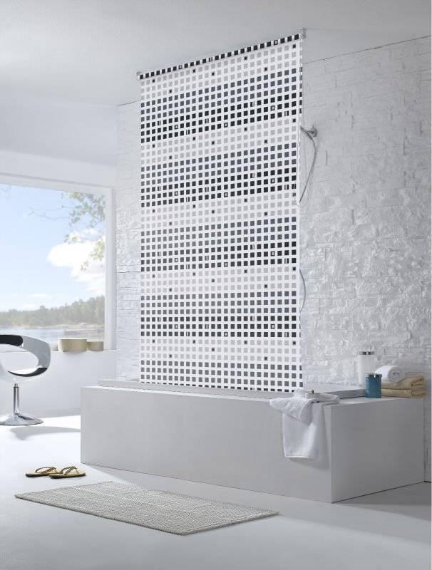 3d Effet Shower Roller Blind Sweet Home Blind Creation