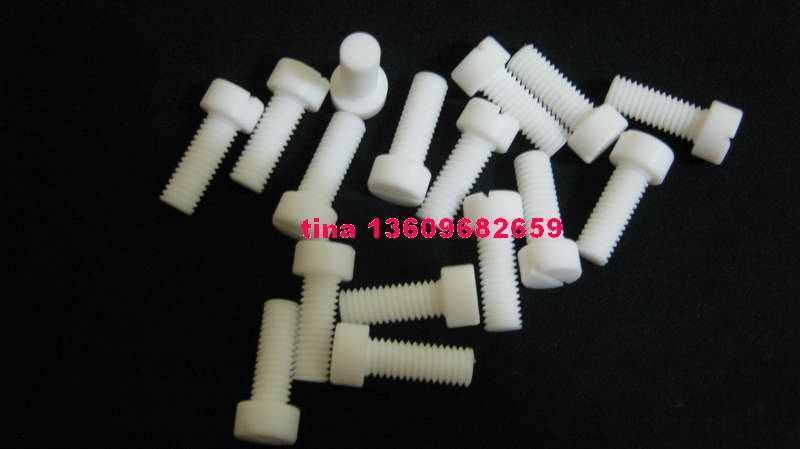 teflon machine screws