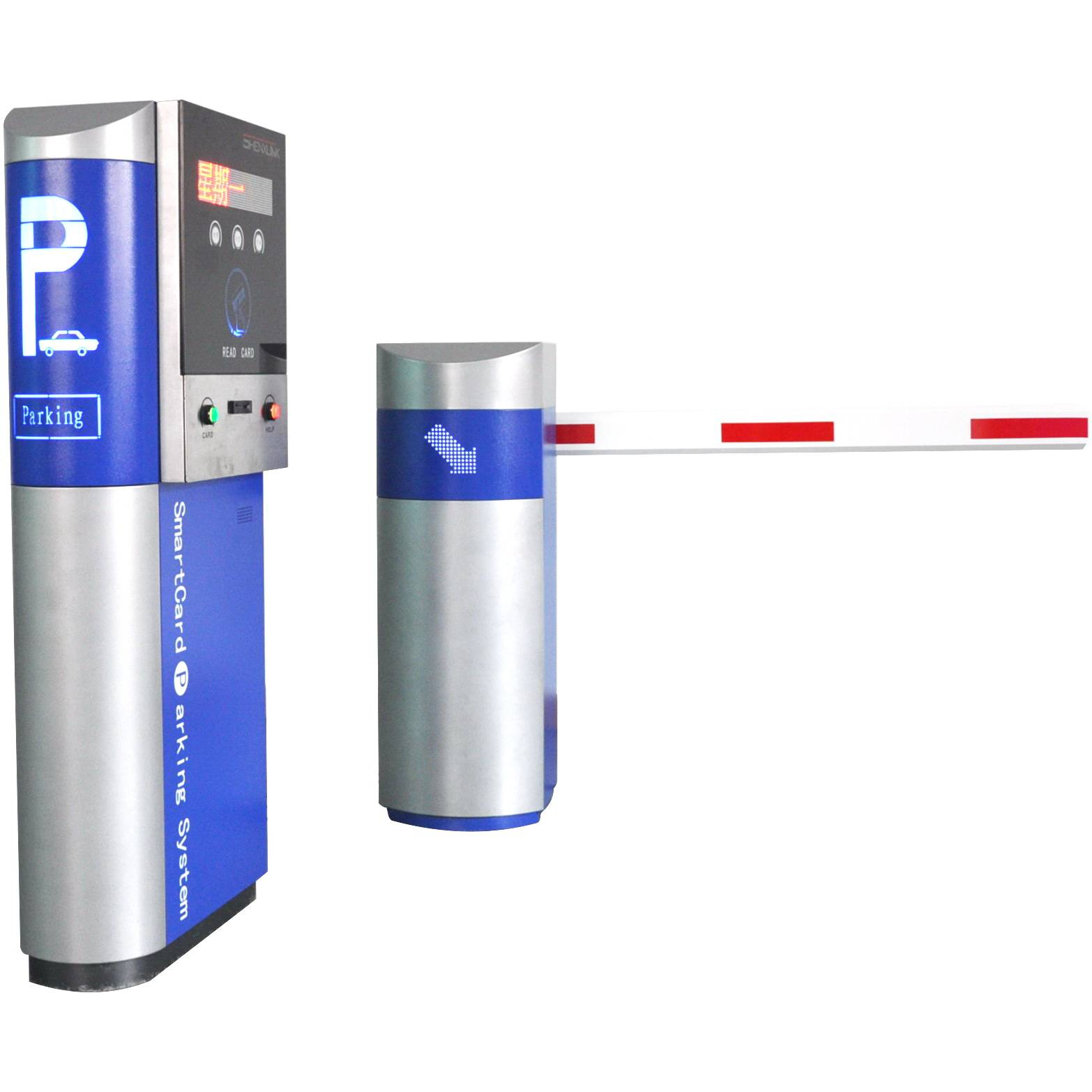 Multiple Car Parking System For Shoping Centers