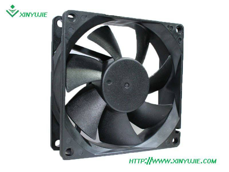 Dc Electric Fan : Xj v dc electric fan motors shenzhen xinyujie