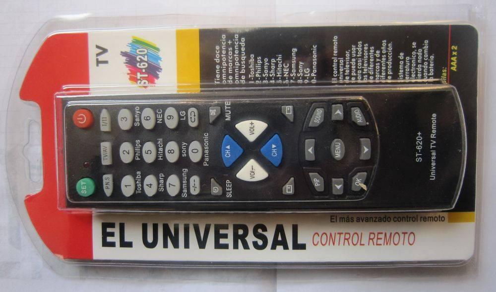 универсальный пульт St-620 инструкция - фото 8