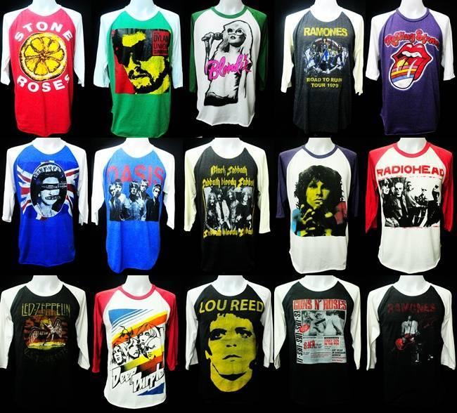 Wholesale Tattoo Rock Jersey T Shirt Streetwear Ink Art