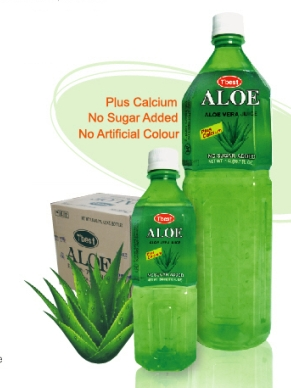 Aloe Vera Drink With Pulp Recipe