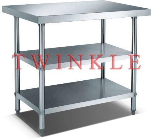 with 2 under shelves pratcial work bench foshan nanhai. Black Bedroom Furniture Sets. Home Design Ideas