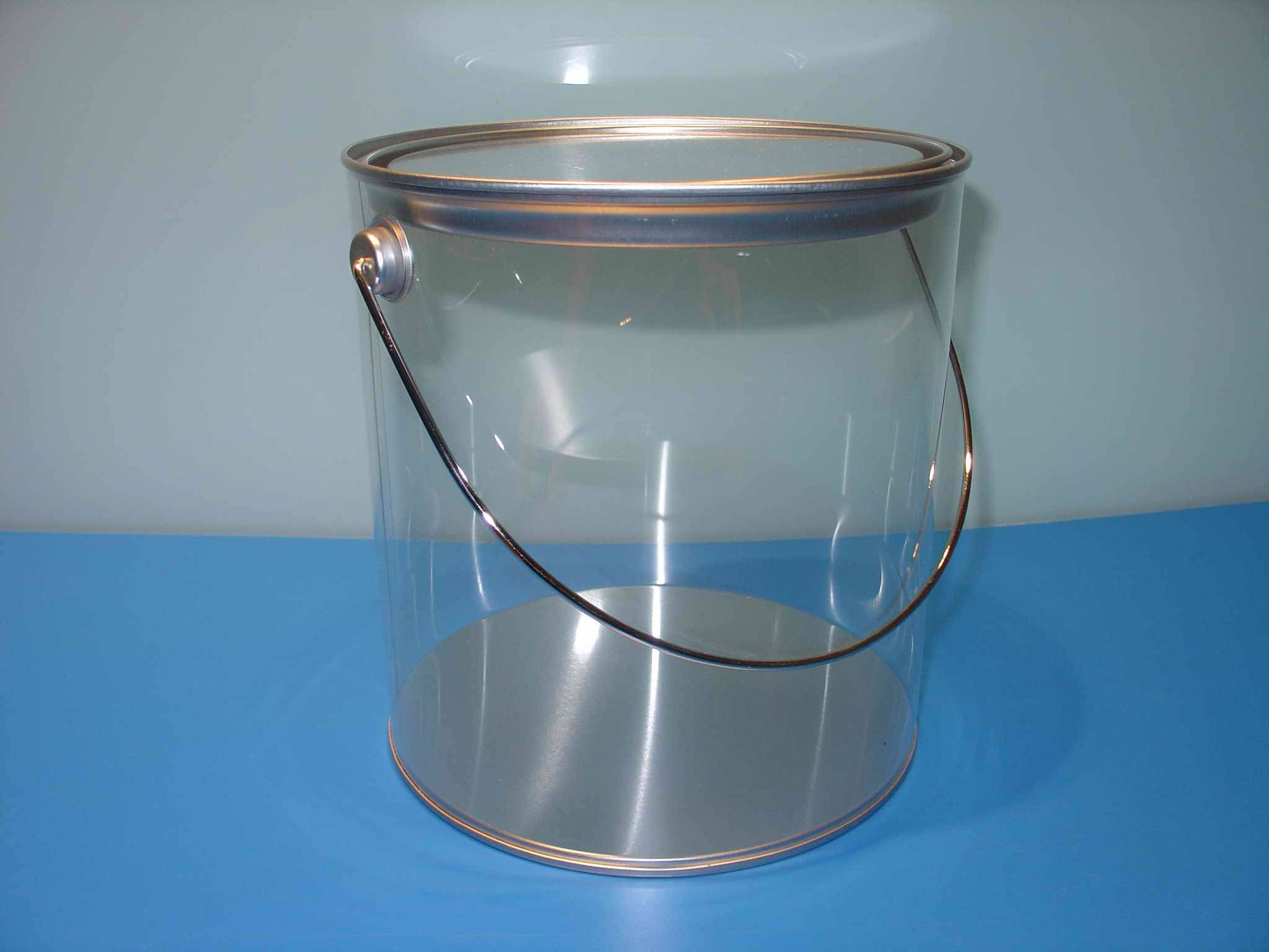 1 gallon clear bucket and 1 gallon clear pails uni for 1 gallon clear plastic paint cans