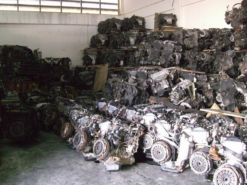 Used Japanese Diesel Engine Absolute Auto Parts
