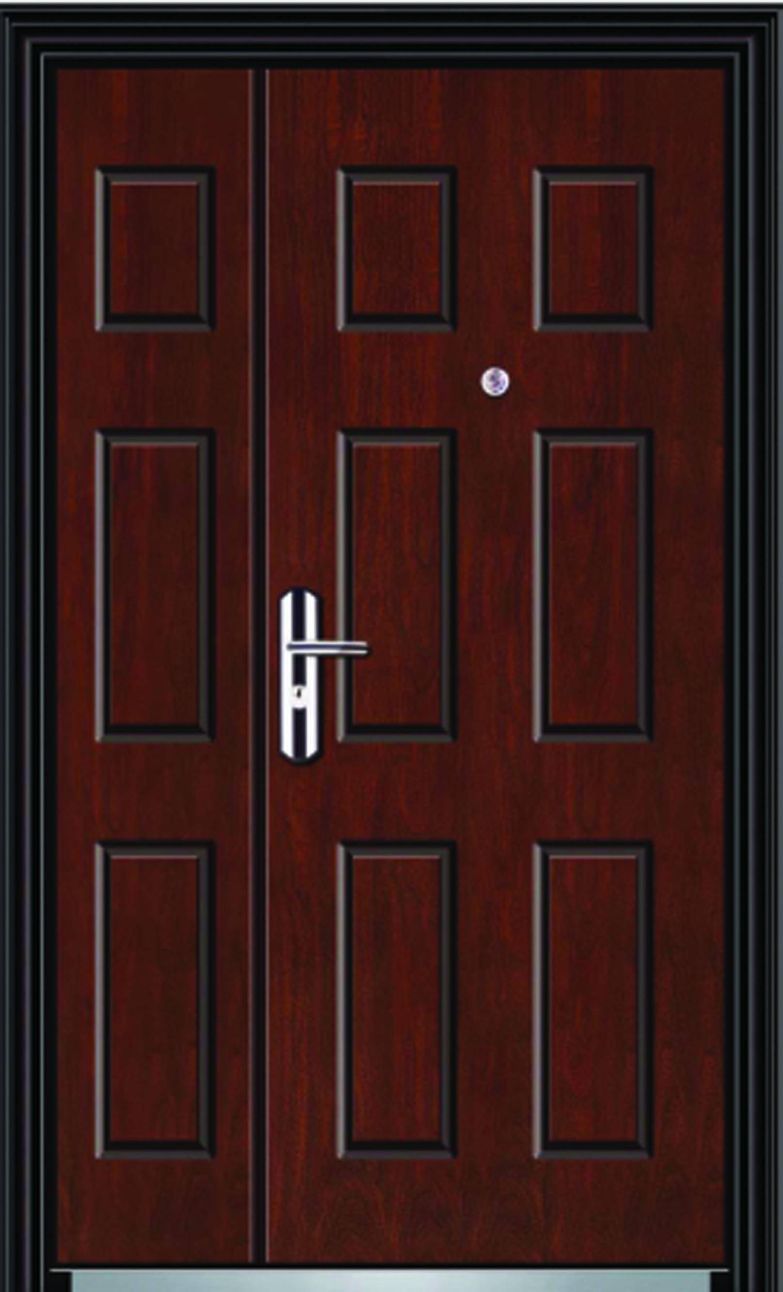 China Steel Door, Steel Security Door, Stainless Steel Door