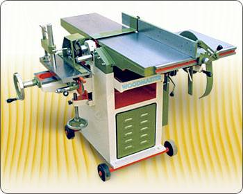 Carpentry Woodworking Machinery