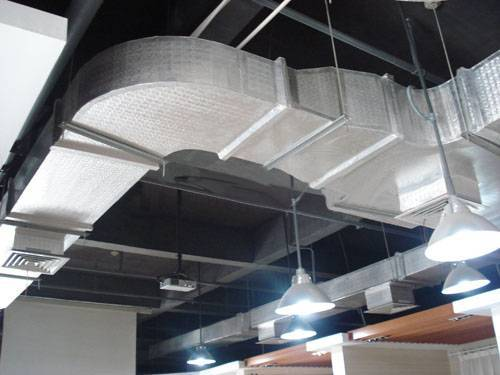 20mm Hvac Air Duct Insulation Board Jiangyin Wt Thermal