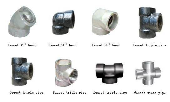 Socket welding pipe fitting jiangyin yangzi