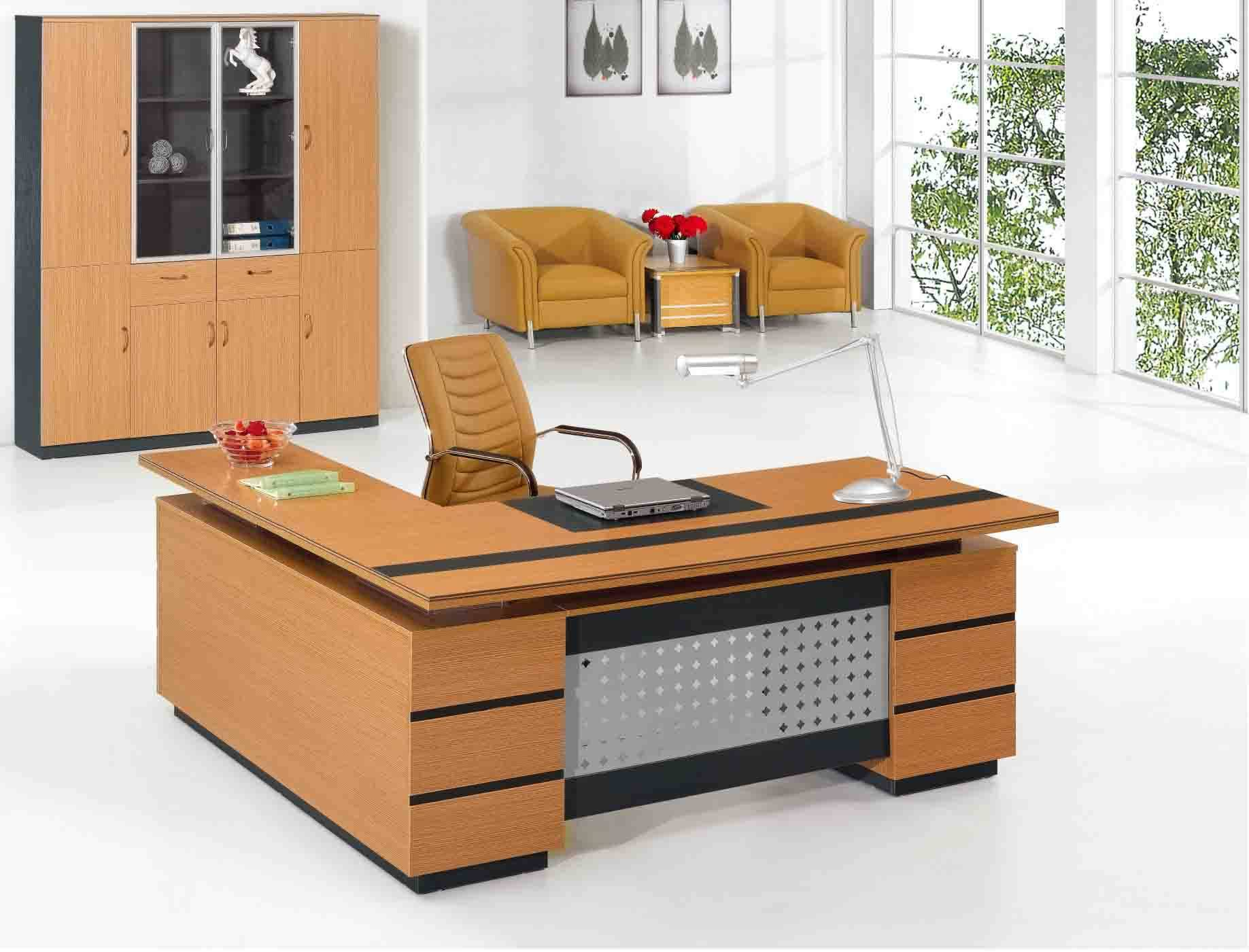 2011 fashion modern high quality wooden office desk guangzhou seaking furniture manufacture co ltd - Furniture ideas small spaces model ...