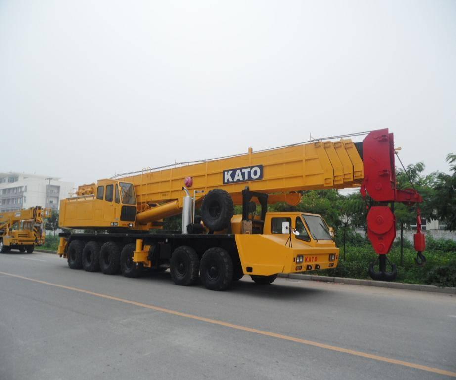Mobile Crane Kato 20 Ton : Kato nk ton truck crane mobile