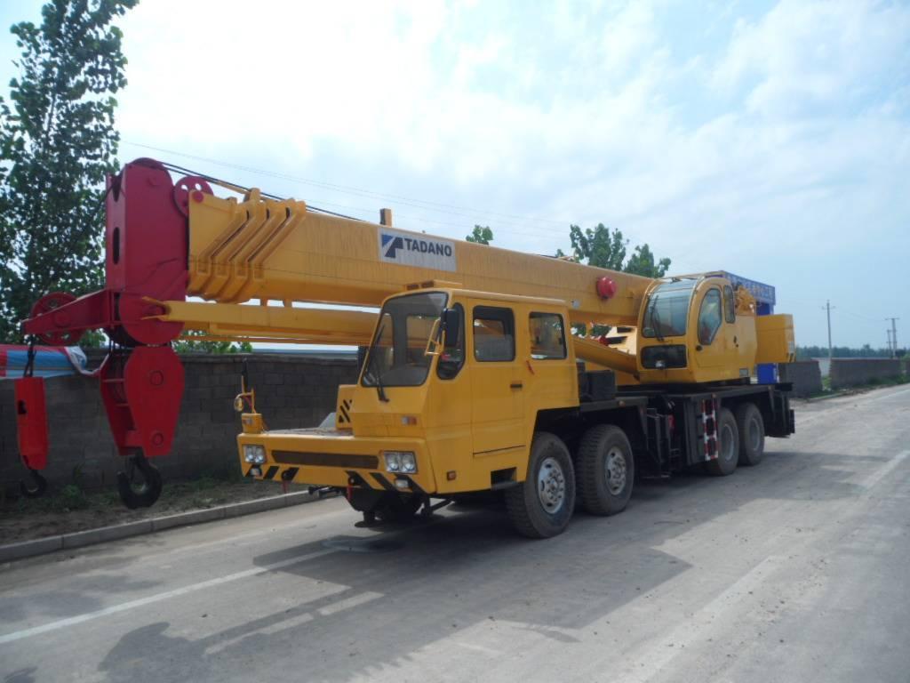 Mobile Crane 50 Ton Dimension : Ton mobile crane dimensions crafts