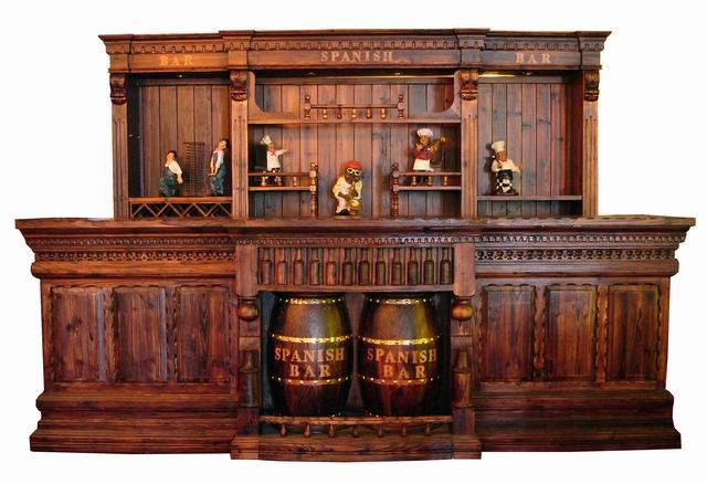 Big Bar Counter G S001 Guliju Antique Furniture