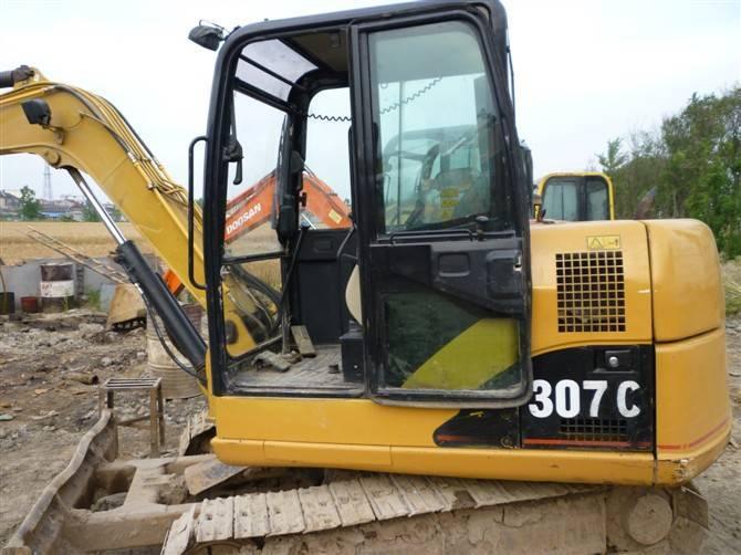 Used Excavator Cat 307 Shanghai Yonghua Used Machinery